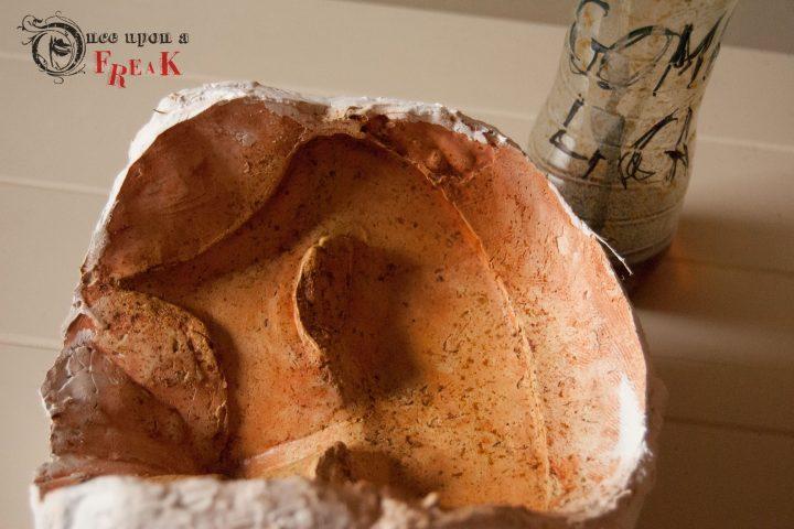 máscara veneciana, cartapesta, molde escayola, antifaz