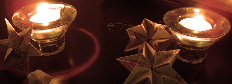 Estrellas decoracion navidad DIY