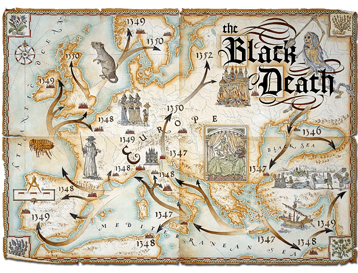 how the black death greatly improved the european society Did the black death have any effects on the medieval economy beyond   institutions can be changed by such forces as wars, politics, and religion then we  can get the narrative back in  6 figure 2: the effects of an increase in fertility  on wages and population  values greatly in excess of those recorded in the  ipms.