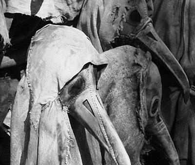 Historia de los Doctores de la peste