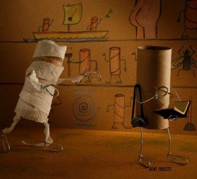 Desvistiendo momias. El mito al desnudo