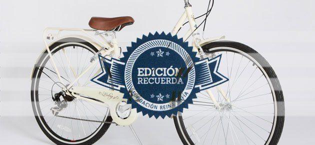 bicicleta bh edicion recuerda 1920