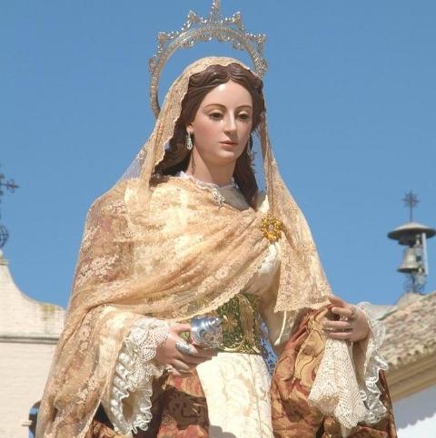 Santa María Magdalena-Baena