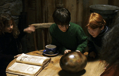 Once upon an Easter Egg in Hogwarts