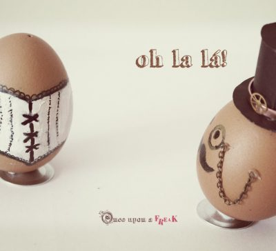 Once upon a Steampunk easter egg
