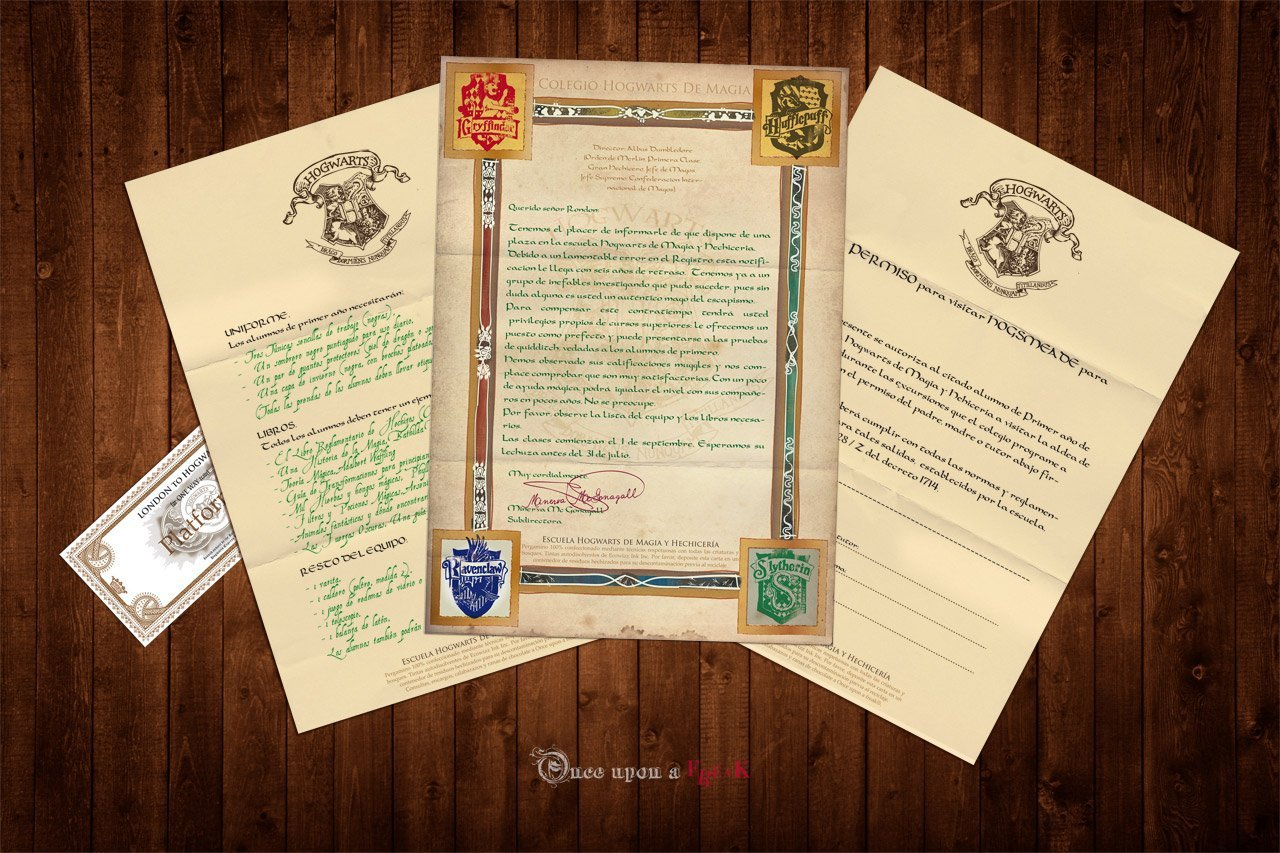 Pack Diy De Acceso A Hogwarts Imprimible Máscaras Venecianas Once Upon A Freak
