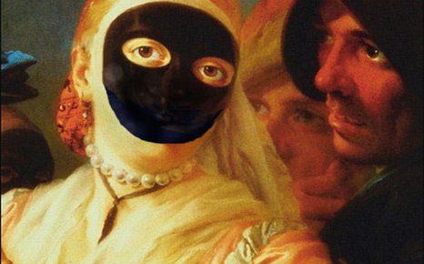 Historia de las mascaras: la moretta