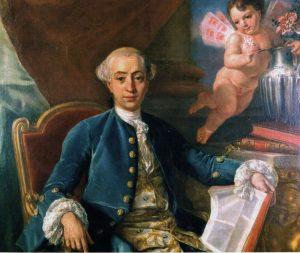 Retrato Casanova mayor