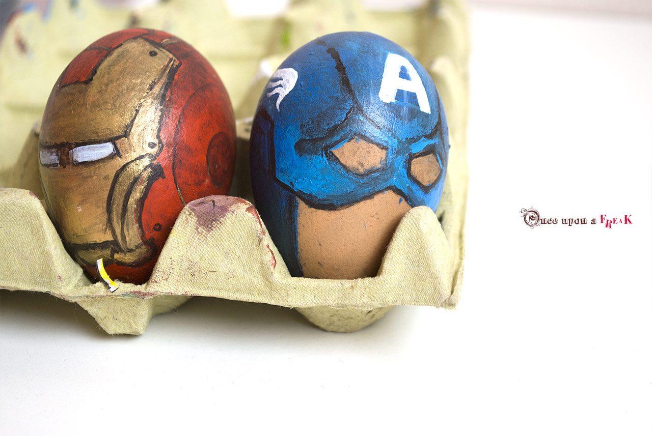 Ironman vs Capitan América