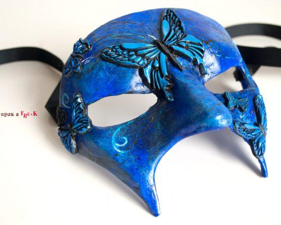 Antifaz mariposas