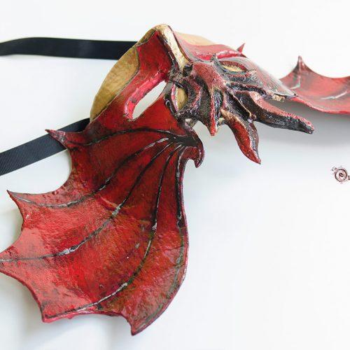 Máscara Drogon el dragón