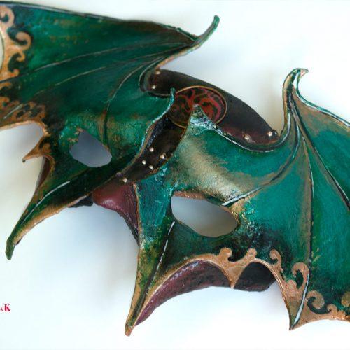 Antifaz Rhaegal el dragón