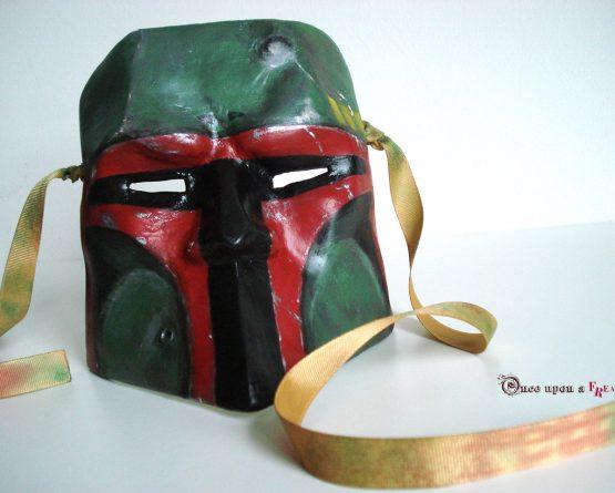 Bauta Boba Fett. Star Wars