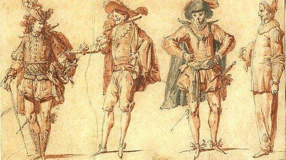 Claude de Gillot 1673-1733. Estudio de la comedia del arte