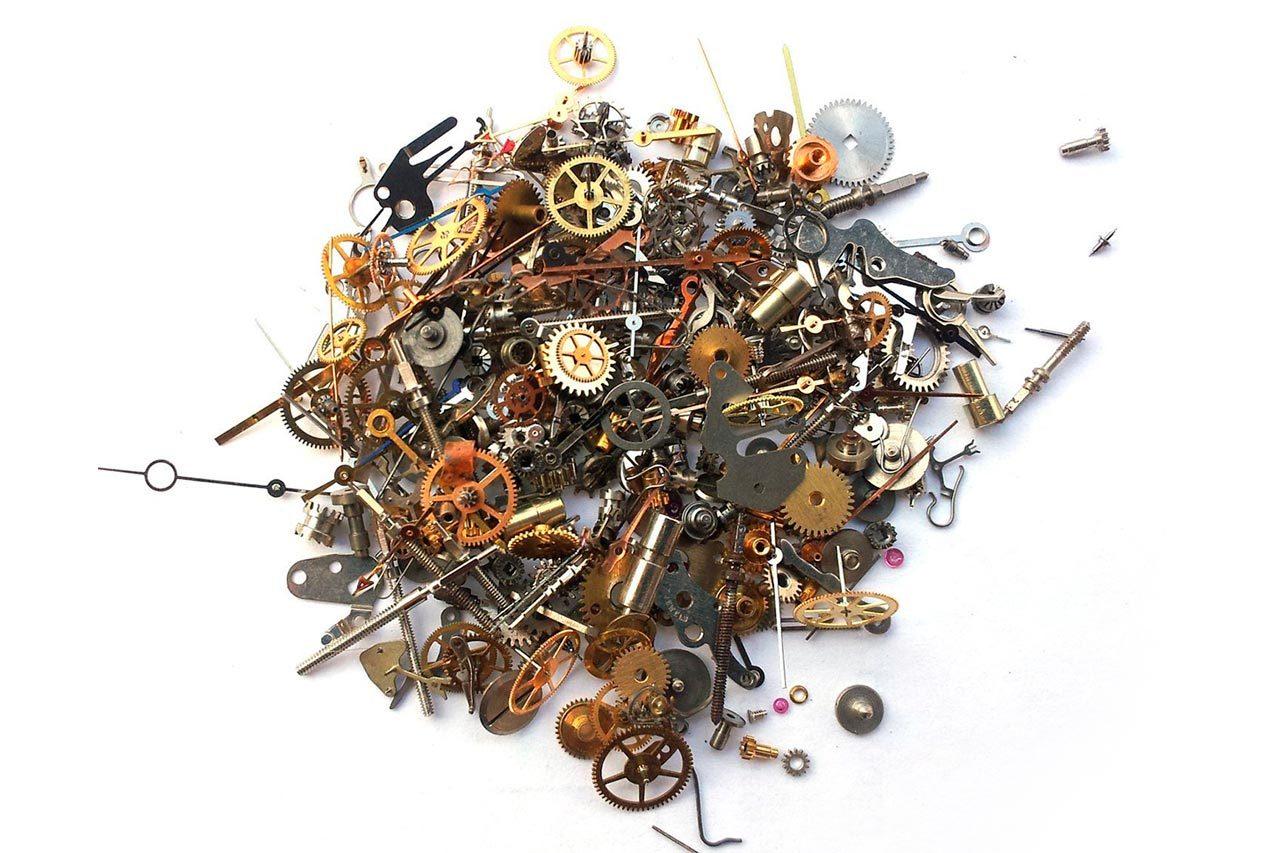 piezas de relojeria