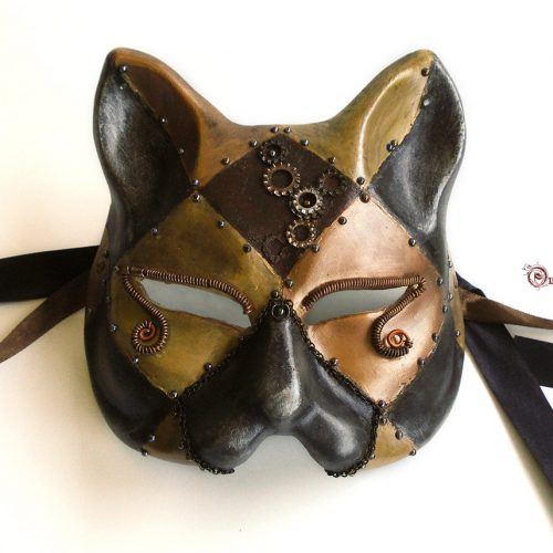 Gatto Steampunk