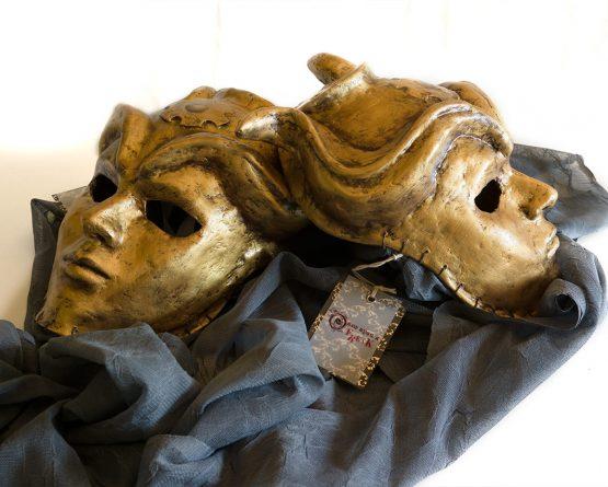 Máscara hijos de la arpia