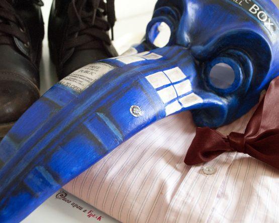 Doctor de la peste TARDIS (Doctor Who)