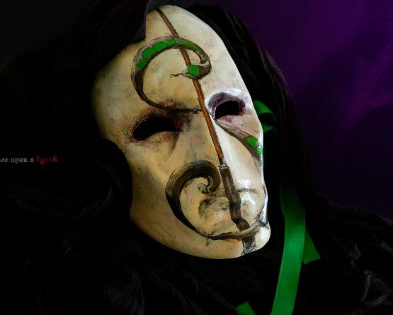 Máscara de Lord Voldemort